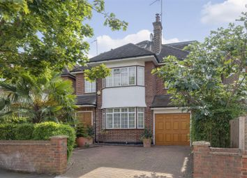 Thumbnail 6 bed property for sale in Bancroft Avenue, Hampstead Garden Suburb