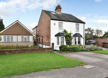Thumbnail 3 bed cottage for sale in Sibthorpe Road, Welham Green, Herts