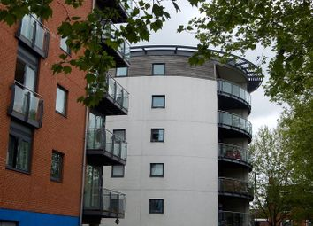 Thumbnail 2 bed flat for sale in 50 Channel Way, Ocean Village, Southampton
