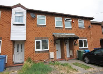 Thumbnail 2 bed terraced house for sale in Holdenby Close, Retford