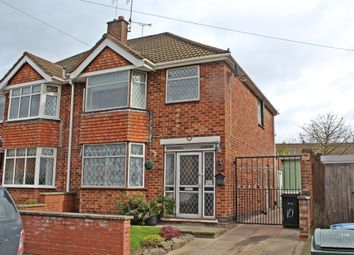 Thumbnail 3 bedroom semi-detached house for sale in Pandora Road, Walsgrave, Coventry