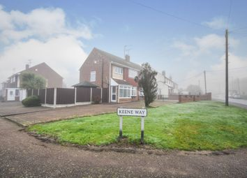 Thumbnail 2 bed semi-detached house for sale in Keene Way, Galleywood, Chelmsford