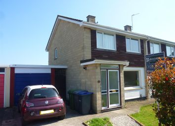 Thumbnail 3 bedroom semi-detached house for sale in Winterslow Road, Trowbridge
