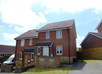 Thumbnail 2 bed semi-detached house to rent in Haven Way, Newhaven