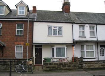 Thumbnail 4 bed terraced house to rent in Marston Street, Oxford