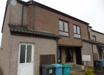 Thumbnail 1 bed flat for sale in Black Street, Rawyards, Airdrie