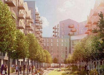 Thumbnail 2 bed flat for sale in The Timber Yard Deptford, Evelyn Street, Deptford