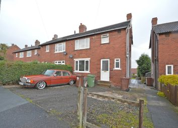 Thumbnail 2 bed semi-detached house for sale in Ridge Crescent, Middlestown, Wakefield