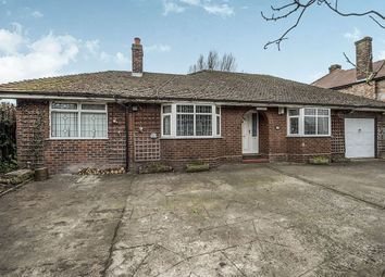 Thumbnail 3 bedroom bungalow for sale in Town Lane, Hale Village, Liverpool