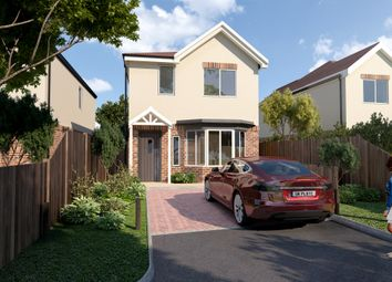 Thumbnail 3 bedroom detached house for sale in Covey Road, Worcester Park