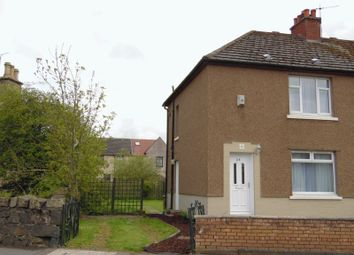 Thumbnail 2 bedroom semi-detached house for sale in Main Street, Avonbridge, Falkirk