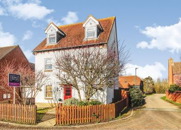 Thumbnail 6 bed detached house for sale in Arbour Close, Lower Cambourne, Cambridge