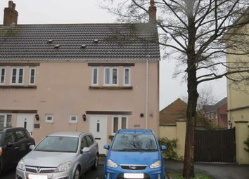 Thumbnail 2 bed end terrace house to rent in Burton Close, Shaftesbury, ., Dorset