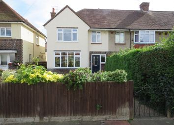 Thumbnail 3 bed end terrace house for sale in Pelham Road, Worthing