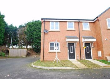 3 bed mews house for sale in Huntley Court, Bury, Greater Manchester BL9