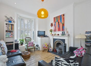 Thumbnail 3 bedroom flat for sale in Leighton Road, Kentish Town, London