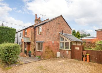 Thumbnail 3 bed semi-detached house for sale in School Lane, Windlesham