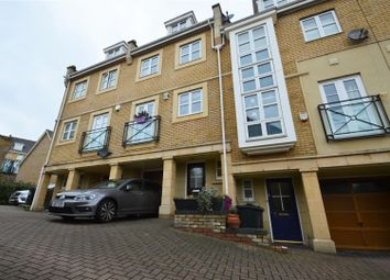 Thumbnail 4 bed terraced house to rent in Kingfisher Drive, Greenhithe