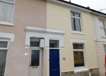 Thumbnail 2 bedroom terraced house to rent in Daulston Road, Portsmouth