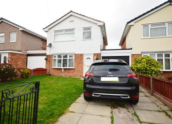 Thumbnail 3 bed link-detached house for sale in Falcon Road, Great Sutton, Ellesmere Port