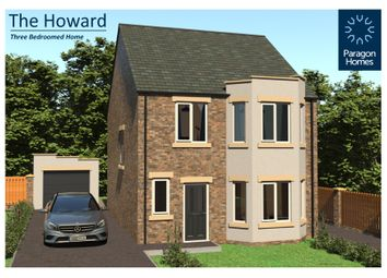 Thumbnail 3 bedroom detached house for sale in Elvin Way, New Tupton, Chesterfield
