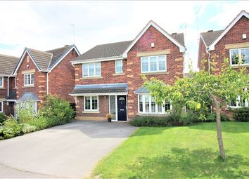 Thumbnail 4 bed detached house to rent in Grange Farm Drive, Sheffield