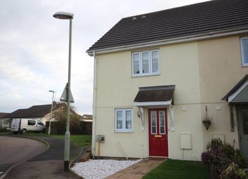 2 bed semi-detached house for sale in Broomhouse Park, Witheridge, Tiverton EX16