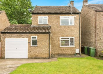 Thumbnail 3 bedroom detached house for sale in Malsters Close, Mundford, Thetford