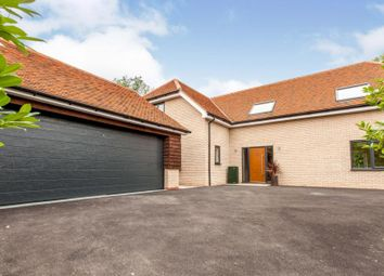 Thumbnail 5 bed detached house for sale in Highfields Road, Highfields Caldecote