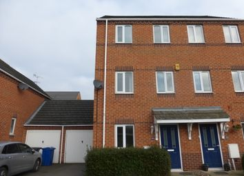 Thumbnail 3 bed town house to rent in Westminster Avenue, Sandiacre, Sandiacre