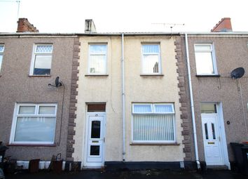 Thumbnail 2 bed terraced house for sale in Corelli Street, Newport
