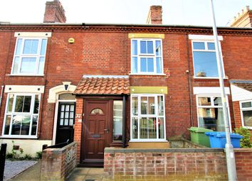 Thumbnail 3 bed terraced house for sale in Gertrude Road, Norwich