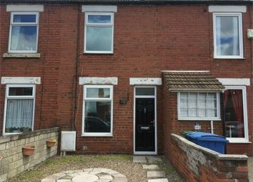 Thumbnail 2 bedroom terraced house for sale in Gateford Road, Worksop, Nottinghamshire