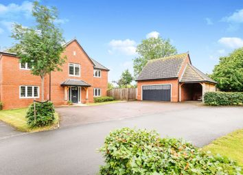 Thumbnail 5 bed detached house for sale in Orchard Close, Welland, Malvern