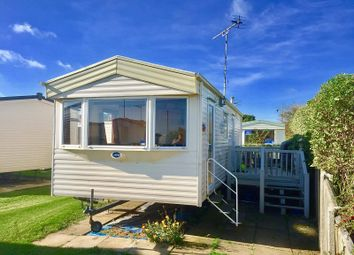 Thumbnail 2 bedroom mobile/park home for sale in California Cliffs Holiday Park, Great Yarmouth, Norfolk