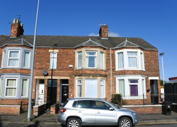 Thumbnail 4 bedroom terraced house for sale in Harlaxton Road, Grantham