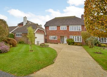 Thumbnail 4 bed detached house for sale in Elms Ride, West Wittering, Chichester