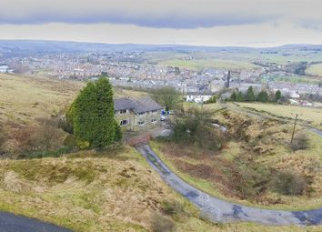 Thumbnail 9 bed farmhouse for sale in Stubbylee Moss Barn, Deansgreave Road, Bacup
