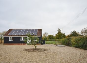 Thumbnail 2 bed detached bungalow to rent in Peasenhall, Saxmundham