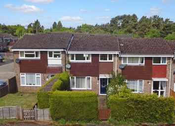 Thumbnail 3 bed terraced house for sale in Alder Road, Headley Down, Bordon
