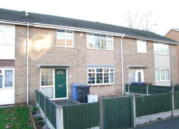Thumbnail 3 bedroom terraced house for sale in Shobnall Close, Burton-On-Trent