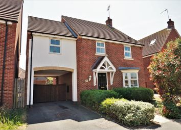 Thumbnail 4 bed detached house for sale in Hornscroft Park, Hull