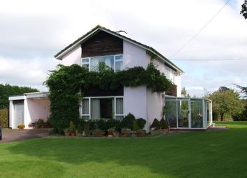 Thumbnail 3 bed detached house for sale in Whimple, Exeter