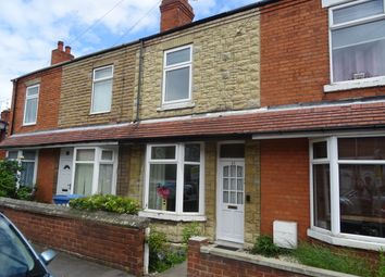 Thumbnail 2 bed terraced house to rent in Harrington Street, Worksop