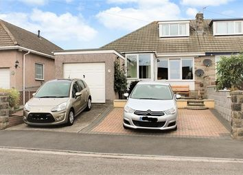 Thumbnail 3 bed semi-detached house for sale in Hampden Road, Worle, Weston-Super-Mare, North Somerset.