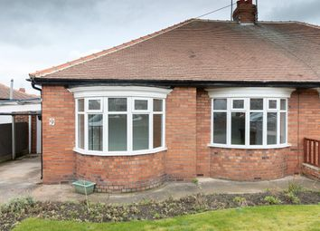Thumbnail 2 bed semi-detached bungalow for sale in Swaledale Gardens, Sunderland