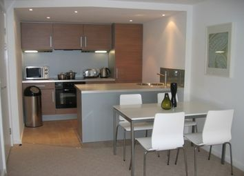 Thumbnail 1 bed flat to rent in Trinity One, Neptune Street, Leeds City Centre