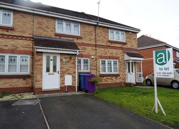 Thumbnail 2 bed semi-detached house to rent in Riviera Drive, Croxteth, Liverpool