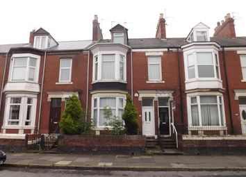Thumbnail 5 bedroom maisonette for sale in Stanhope Road, South Shields, Tyne And Wear