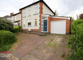 Thumbnail 3 bed end terrace house for sale in Beechcroft Avenue, Leicester